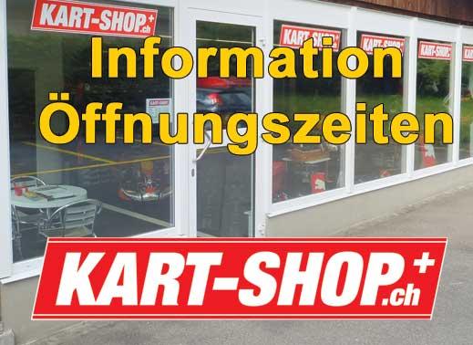 RMC Final Wohlen – Kart-Shop Freitag und Samstag 27./28.09. geschlossen