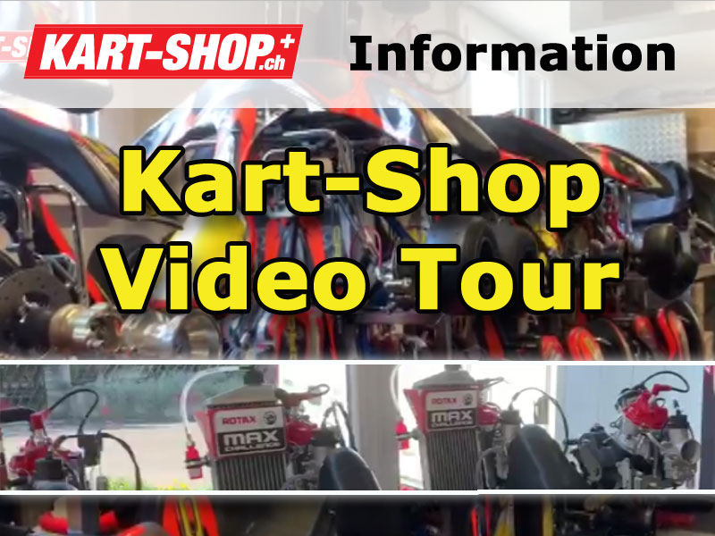 Kart-Shop Video Tour